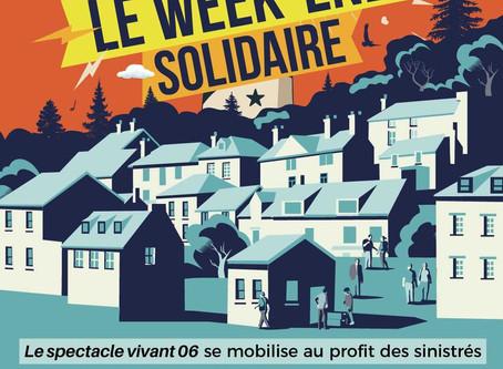 """Tempête Alex """"Le week-end solidaire"""""""