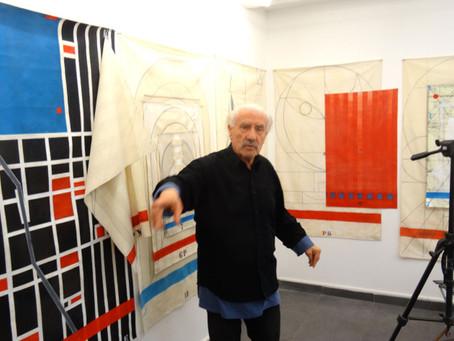 L'exposition « Mes 3 Panthéons » de Gilbert Pedinielli est prolongée jusqu'au 6 juin 2020.