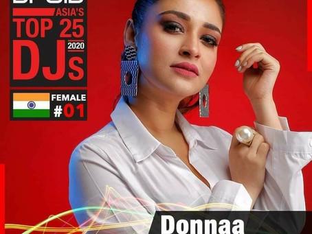 Dj Donnaa #1 Asia