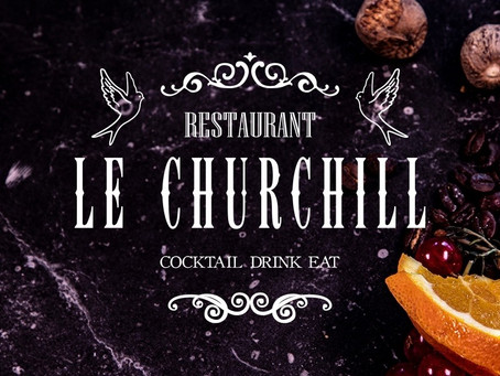 "Restaurant Bar à Cocktails ""LE CHURCHILL"" à Toulon"