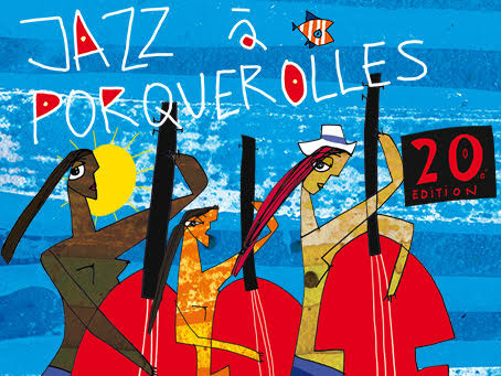 Festival Jazz à Porquerolles - Rendez-vous du 10 au 17 Juillet 2021