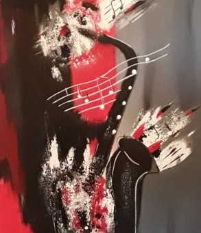 Exposition Art – Univers - Odile Bourel