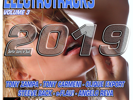 New compilation Electrotracks 2019 Vol3