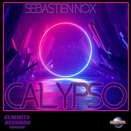 Pochette Sebastien Nox - Calypso 600x600