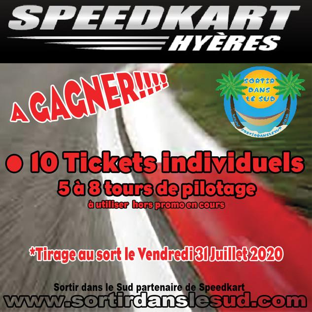 Jeux Juillet 20 Speedkart insta SDS 1000