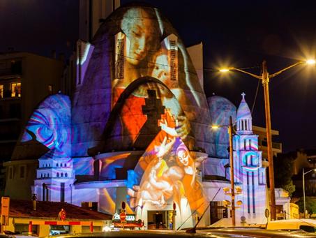 Lancement de Nice en Lumières 2020