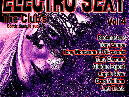 "New compilation ""Electro Sexy Vol 4"""