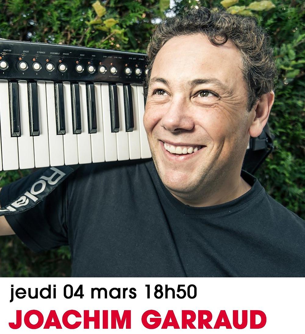 Joachim Garreaud