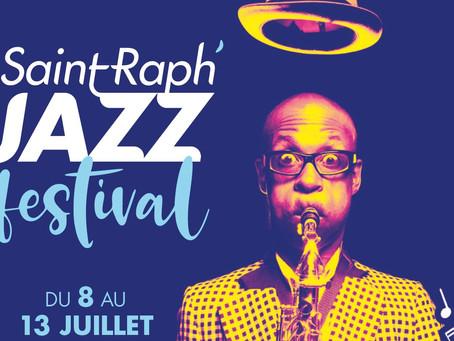 Telechargez les programmes du Saint Raph'Jazz Festival