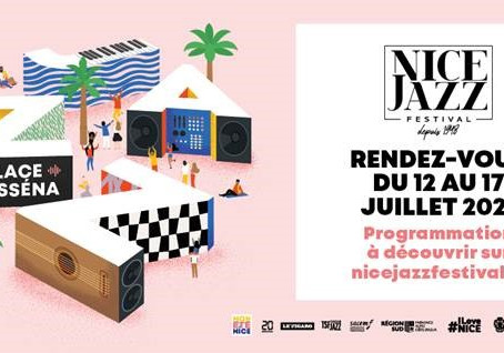 Nice Jazz Festival 2021- Du 12 au 17 juillet 2021
