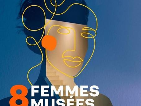 19e édition de Mars aux Musées - 8 femmes, 8 musées
