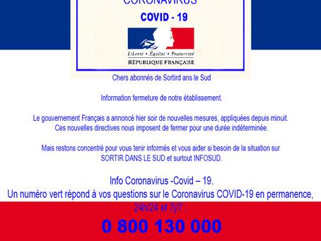 Coronavirus -Covid -19