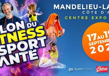 1er Salon du Fitness et du Sport-Santé 17 au 19 Septembre 2021