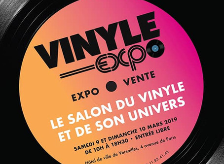 VInyle Expo Versailles