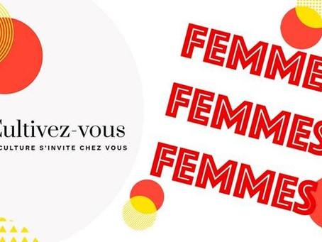 Cultivez-vous   « FEMMES FEMMES FEMMES »