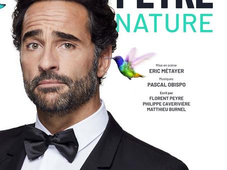 Florent Peyre avec le spectacle « Nature » les dates dans le Sud