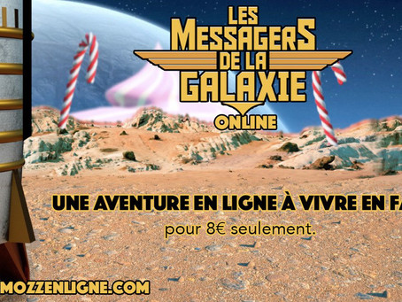 Les Messagers de la Galaxie Online