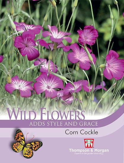 Wild Flower Corn Crackle