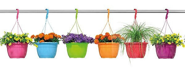 Hanging Basket / Tub 10""