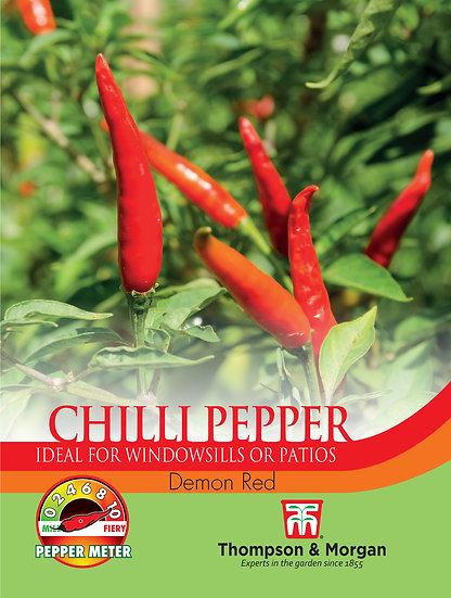 Pepper Chilli Dragon Red