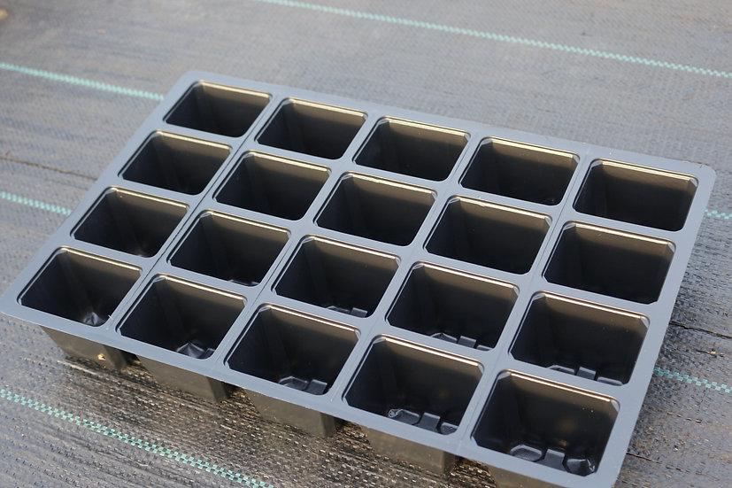 Seeding Trays 20 Cell x5