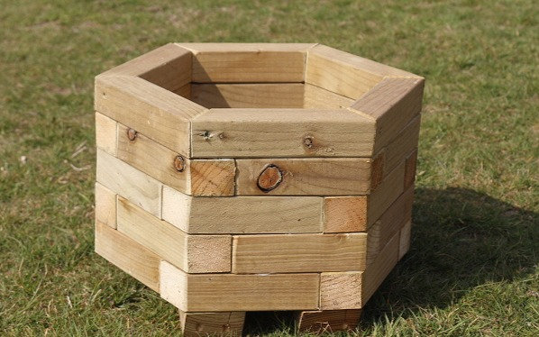 Planters - Hexagonal