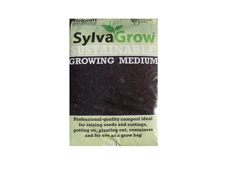 Melcourt SylvaGrow Peat Free Sustainable Growing Medium 50L