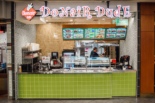 Donair Dude Capilano Mall