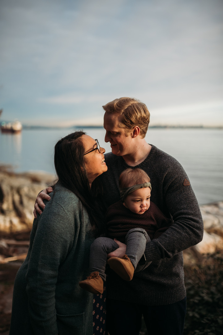 family session image West Vancouver