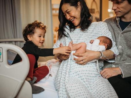 Maya | Fresh 48 | BC Women's | Vancouver newborn photographer