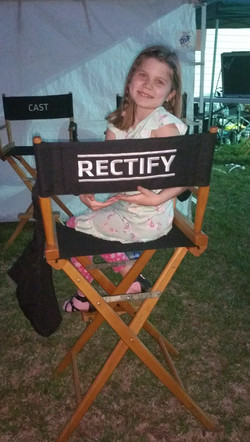 Recurring role on Rectify