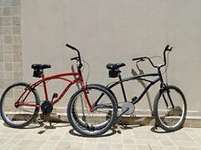 Bicicletas da Pousada