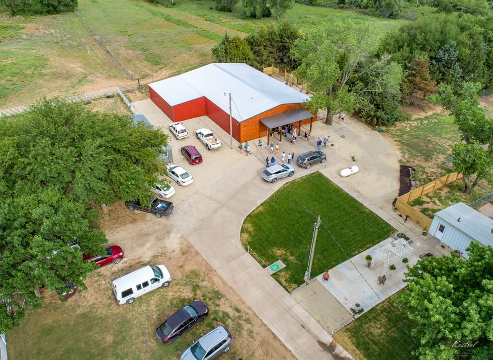 Sand Springs Venue - Abilene, KS