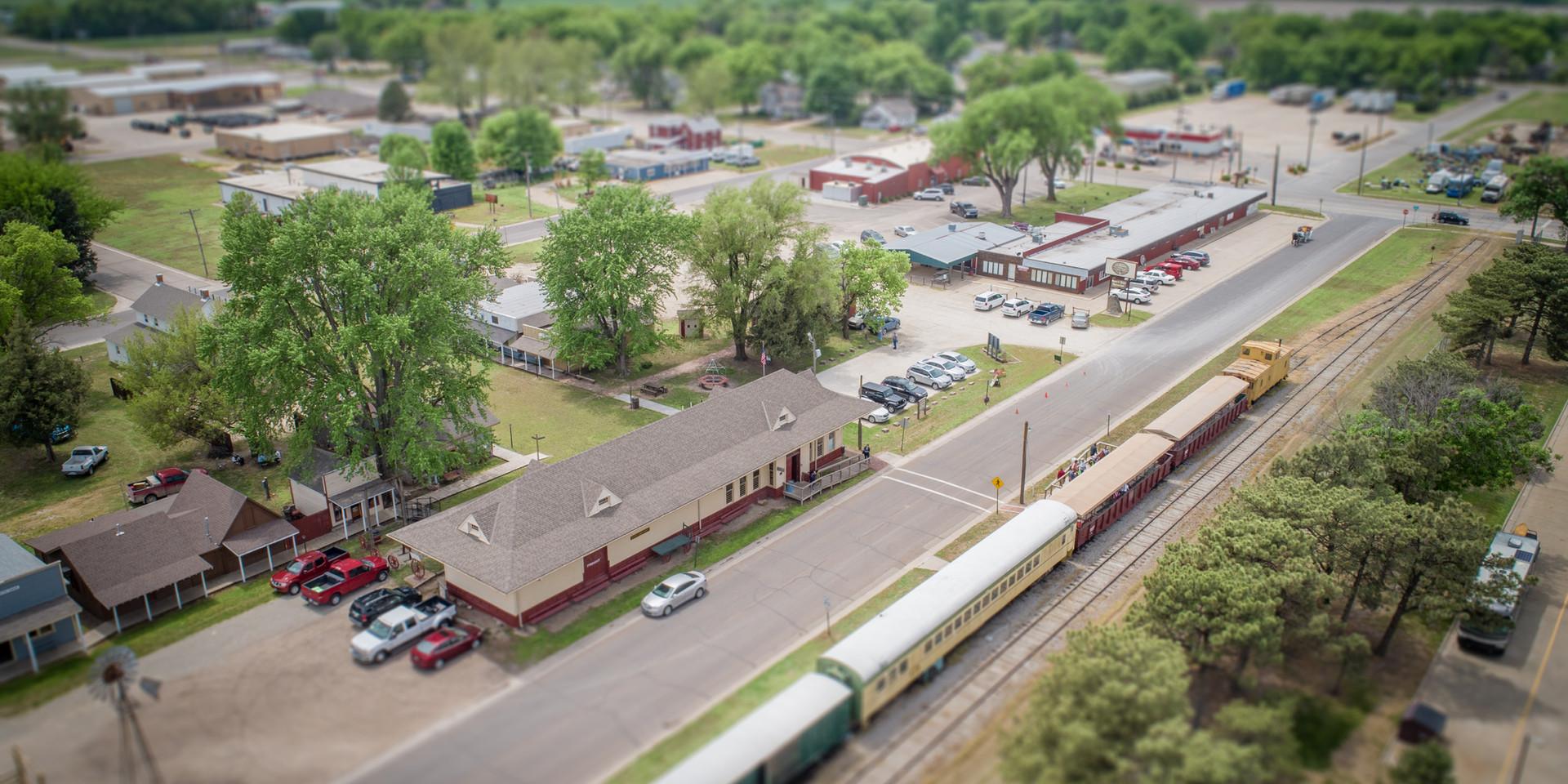 Old Abilene Town