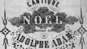 Cantique de Noël - Christmas Song