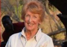 Liz Hawthorne, July 2021