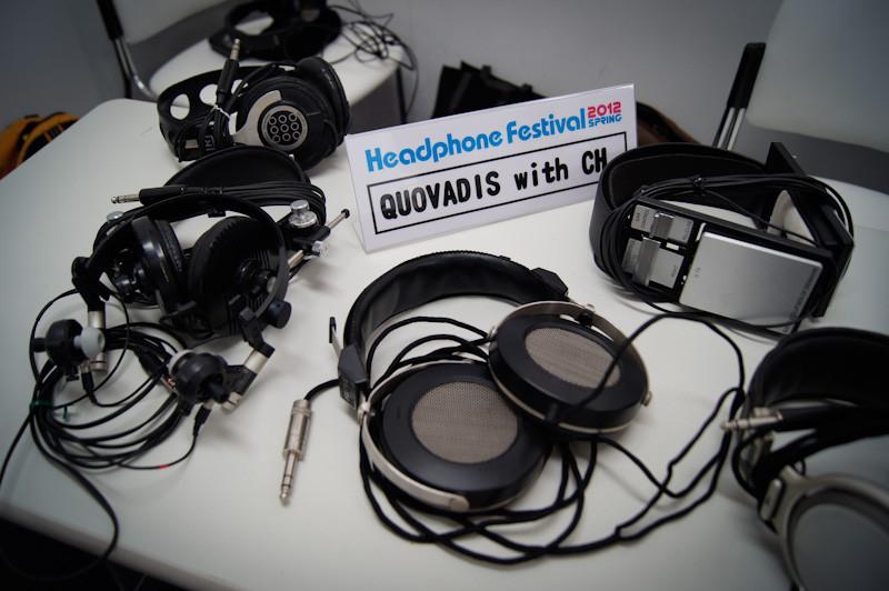 春のヘッドフォン祭 2012 報告6 研究会系、同好会系ブースなど