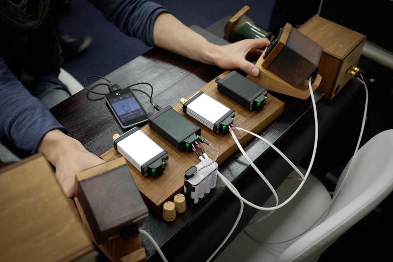 春のヘッドフォン祭 2012 報告4 デスクトップオーディオなど