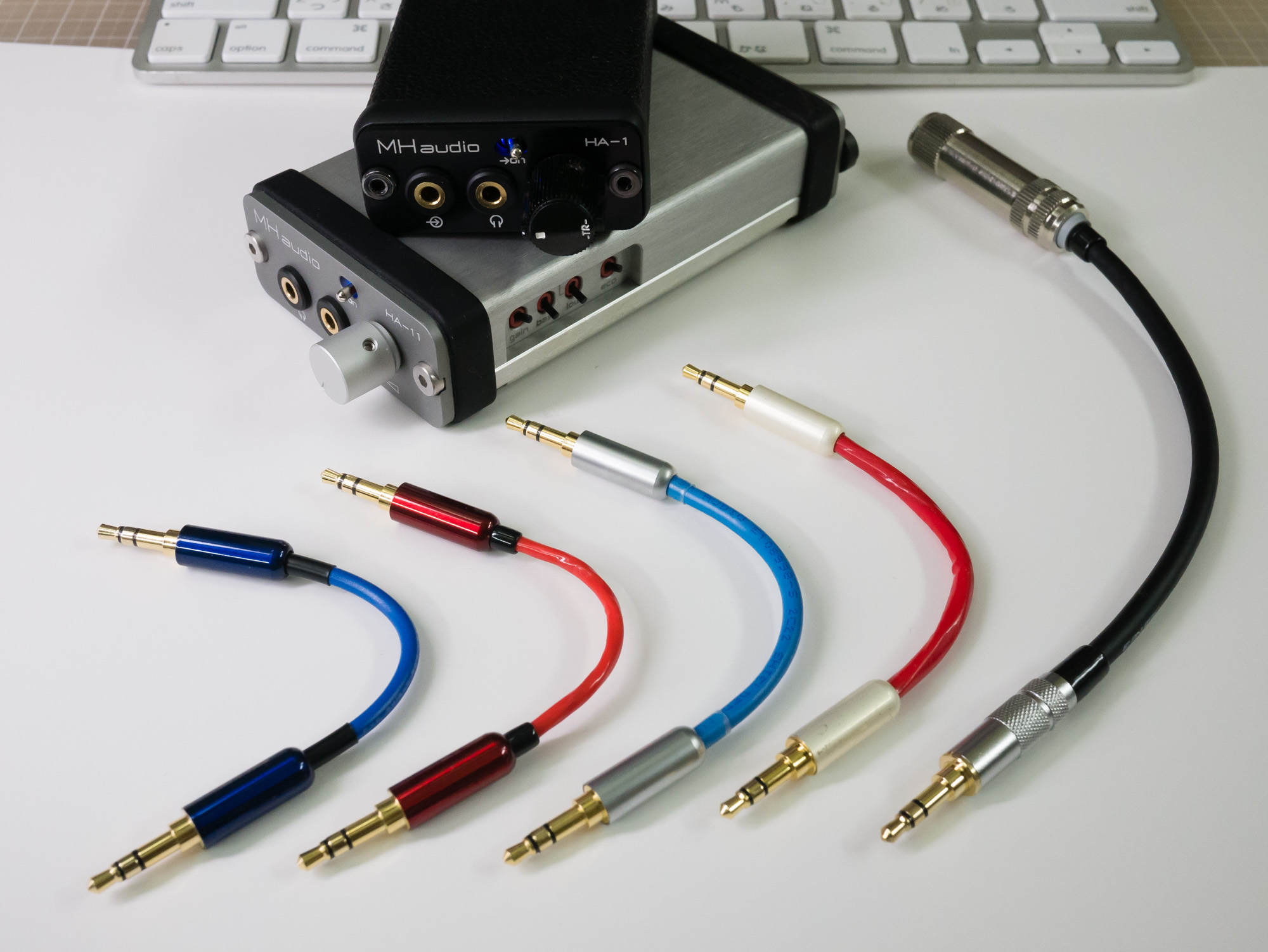 MH audio original line cables
