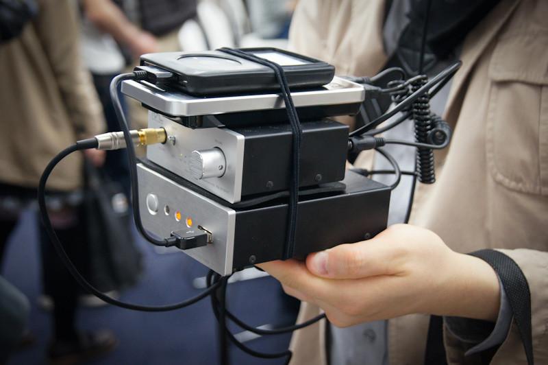 春のヘッドフォン祭 2012 報告3 HA-1ユーザーさんなど