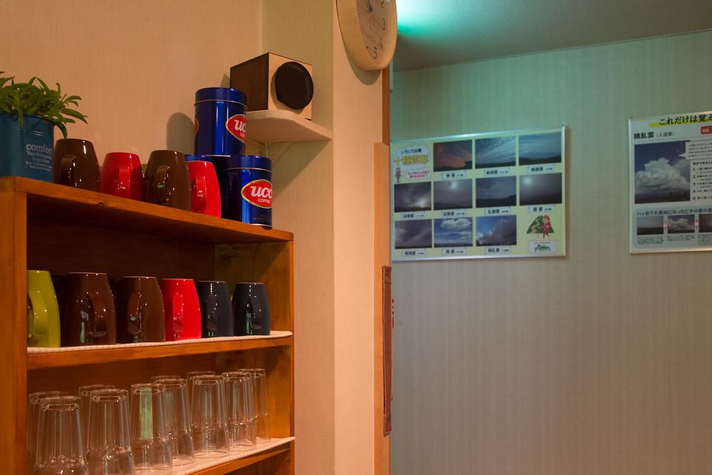 MH audio, 八ヶ岳山荘、山カフェ、WAON、DA-1、ヤマテン