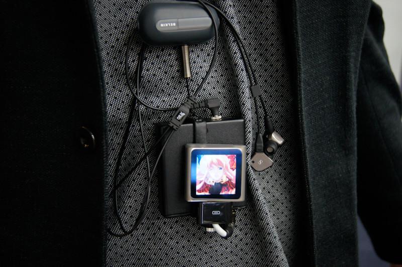春のヘッドフォン祭 2012 報告2 メタルジャケットなど