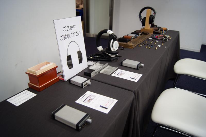 秋のヘッドフォン祭り2013 ご来場感謝 その1