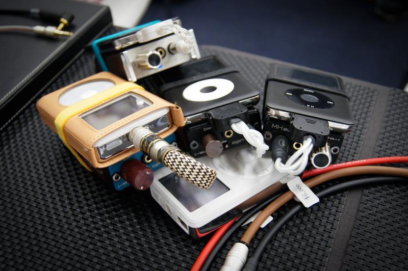 秋のヘッドフォン祭2012(報告2) HA-1、5台持ちユーザーさん