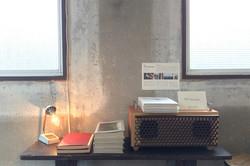 MH audio 'Oto no Hako' at book cafe 栞日