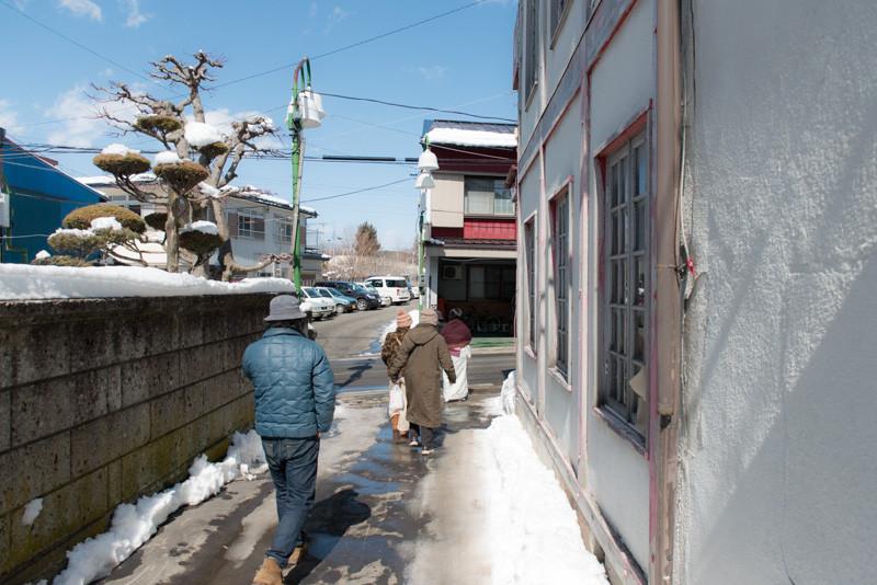 「スワいち」富士見、大盛況でした