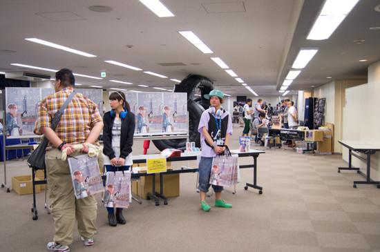 ポタフェス大阪(レポ3)2日目
