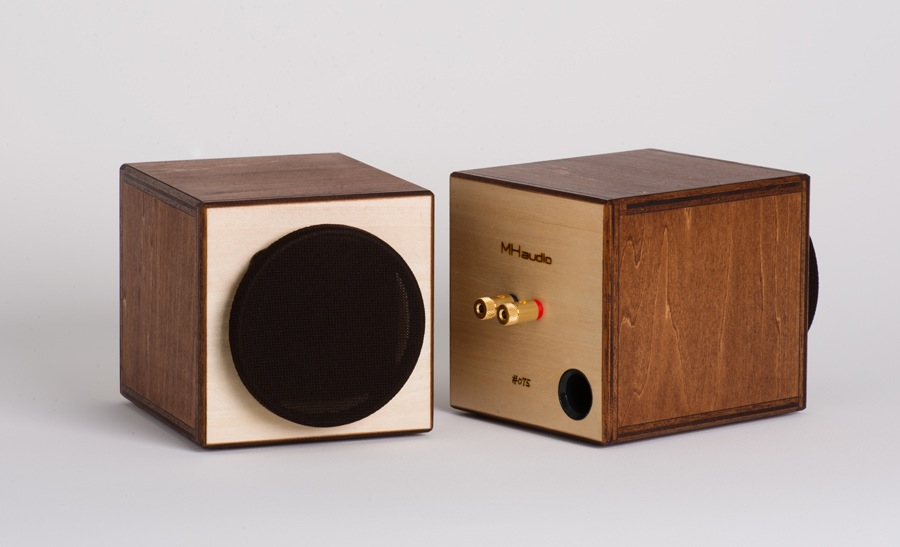 MH audio 'Acoustic speaker WAON'