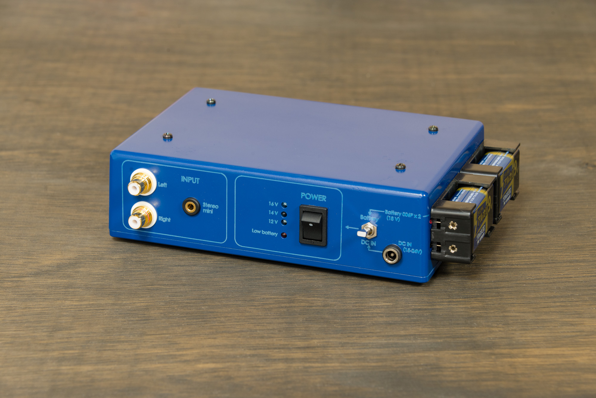 Line Distributer (custom made)
