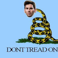 Dont Tread On Messi (2016)